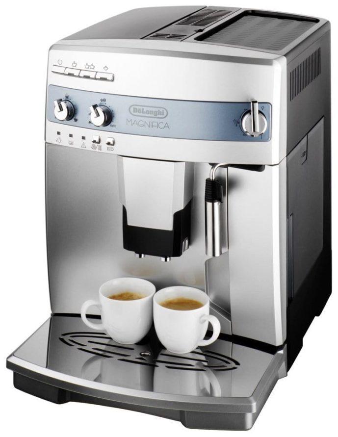 結婚祝いの家電にデロンギの全自動コーヒーメーカー