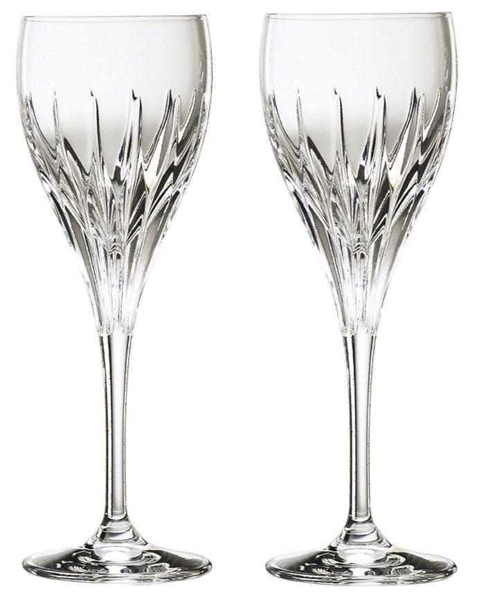 ワイングラスのプレゼントにダ・ヴィンチクリスタルのプラト