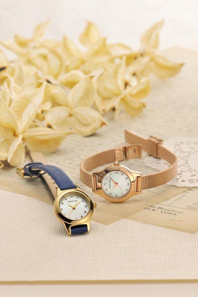 両親にプレゼントしたいのはベーリングの腕時計