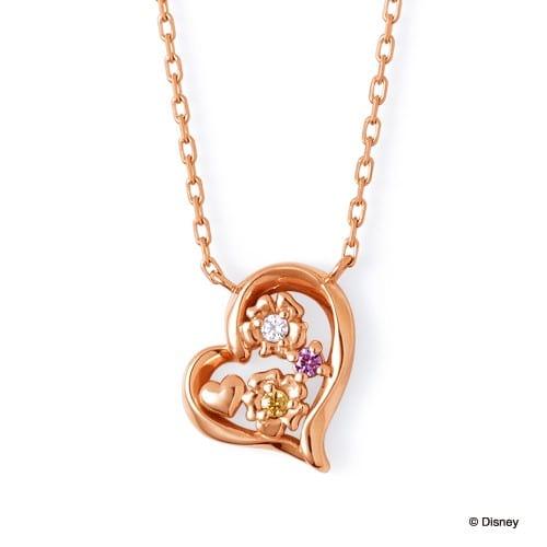 ホワイトデーで本命彼女にお返ししたいプレゼントにザ・キッスのラプンツェルのネックレス