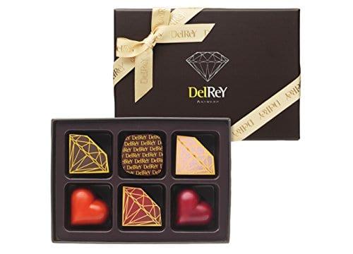 ホワイトデーで本命彼女にお返ししたいデルレイの高級チョコレート