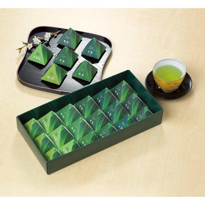 母の日のプレゼントしたいお茶ギフトはモリエンタープライズ
