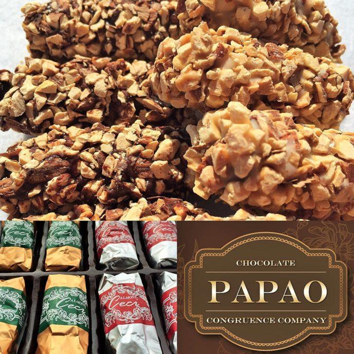 母の日に贈りたいチョコレートはパパオ