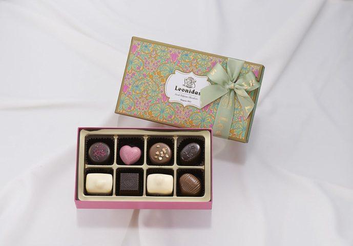 母の日に贈りたいチョコレートはレオニダス