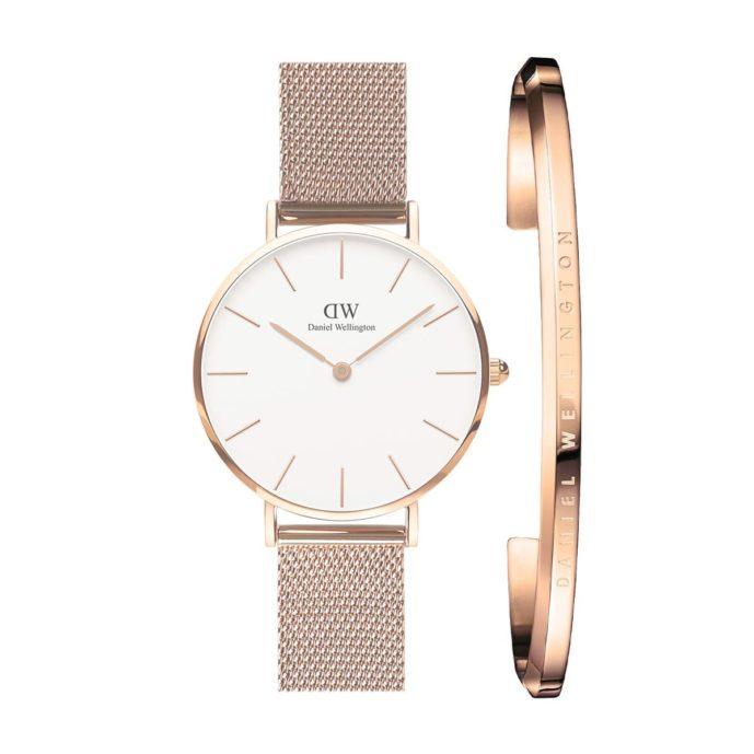 彼女の誕生日プレゼントにダニエルウェリントンの腕時計