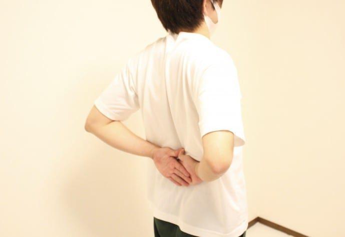 肩甲骨の柔軟ストレッチ