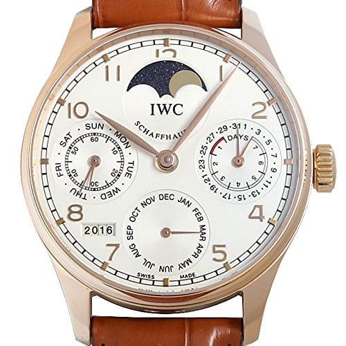 高級腕時計のIWCのポルトギーゼ・シャウハイゼン