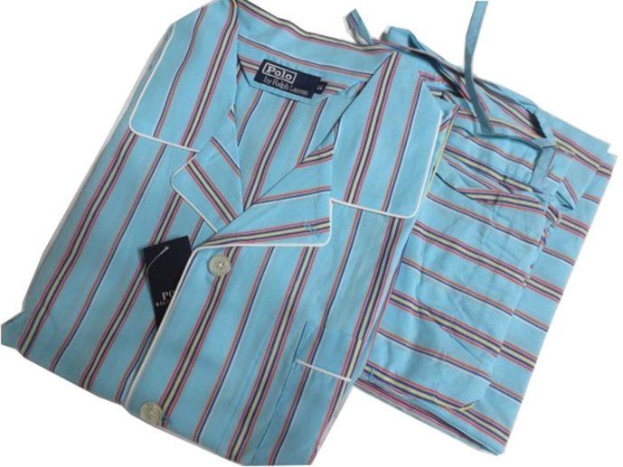父の日のパジャマプレゼントはラルフローレンの半袖