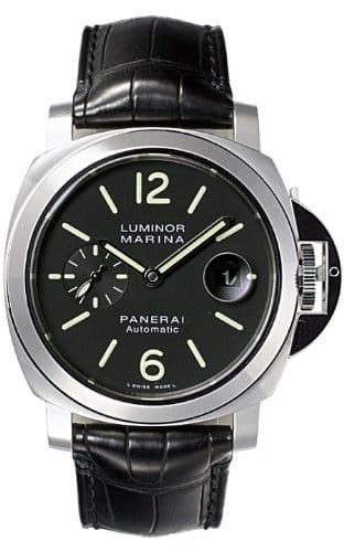 高級腕時計のパネライのルミノールマリーナ
