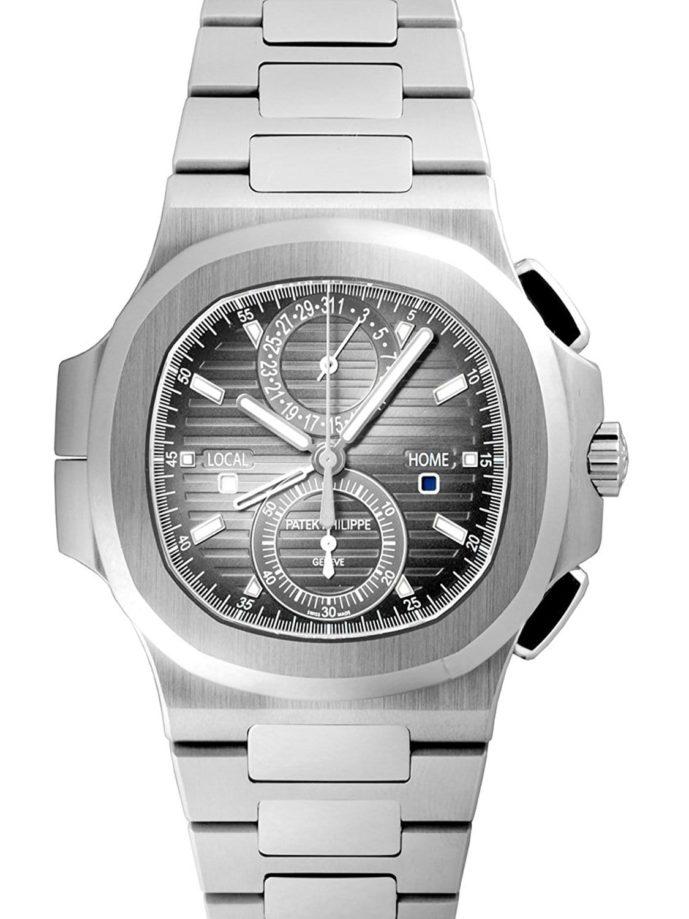 高級腕時計のパテック・フィリップのノーチラス