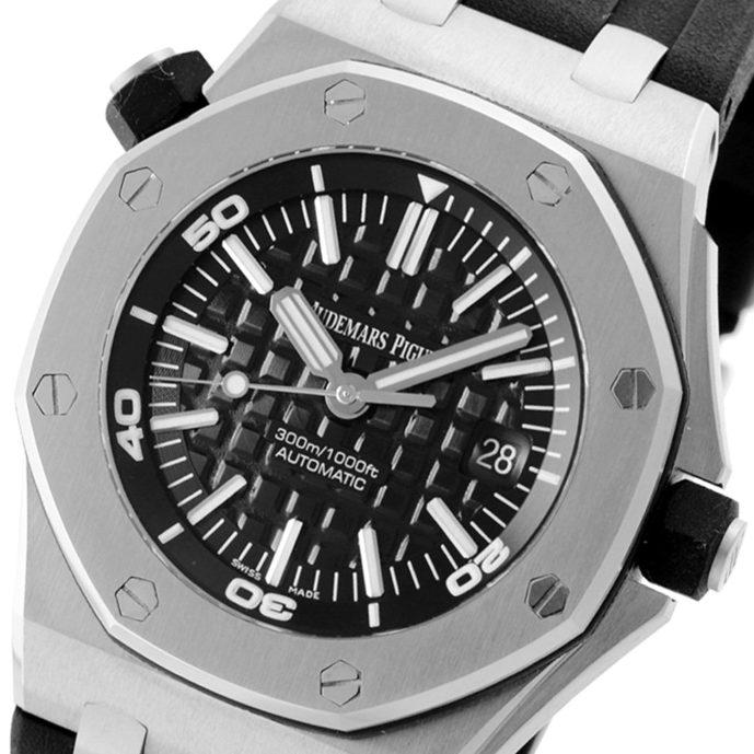 高級腕時計のオーデマ・ピゲのオーク