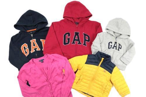 【大量250点セット】GAP ギャップ のみ キッズ 子供服 男の子 女の子 兼用 サイズ色々 福袋 まとめて まとめ売り 大量セット 仕入れ 卸売り