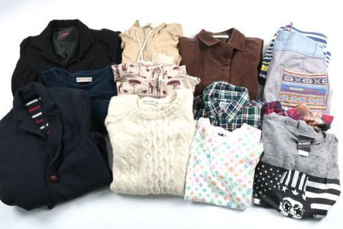 【ビームス BEAMSのみ 大量20点セット】コート含む 人気セレクトショップ メンズ レディース サイズ色々 福袋 まとめて まとめ売り大量セット 仕入れ 卸売り