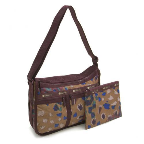 7507-5982 ショルダーバッグ Deluxe Everyday Bag(デラックスエブリデイバッグ)Black/レスポートサック