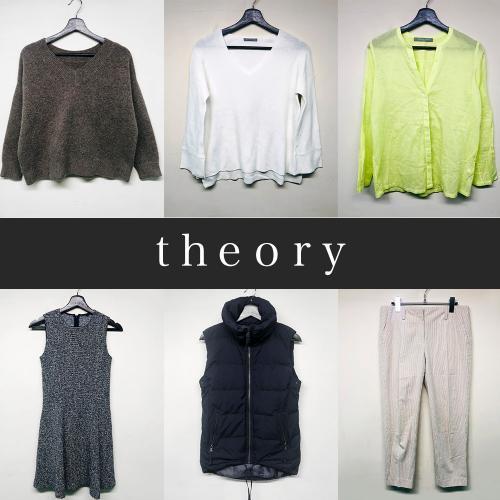 【人気ミセスブランド】theory(セオリー) トップス/ ボトムス/ アウターUSED MIX