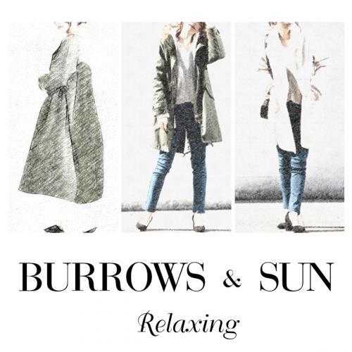 今季/期間限定品【2019AW】BURROWS & SUN【送料一律100円】