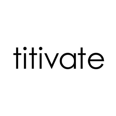 ティティベイト(titivate)