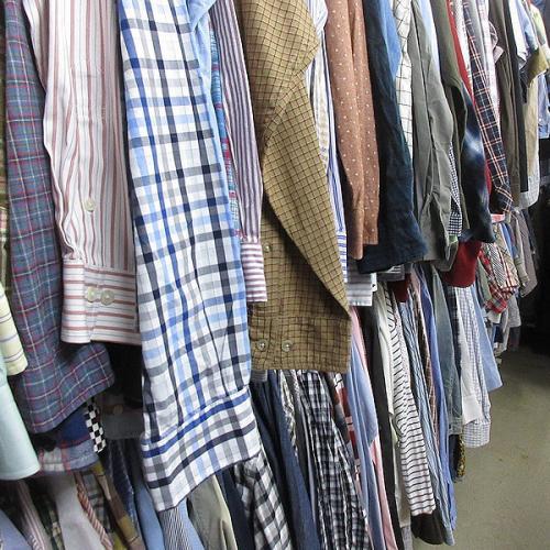 アローズ・ビームス・シップス・ジャーナル等 有名セレクトショップ 半袖/長袖シャツ メンズS、M、L、XL ミックス 古着卸