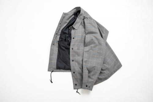 2019AW real words / dual voice MENS 高品質で上品な質感
