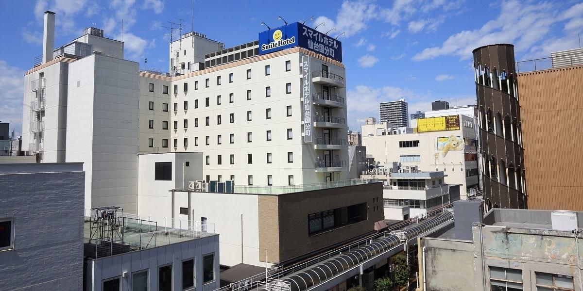 スマイルホテル仙台国分町【公式】