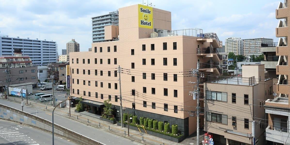 スマイルホテル川口【公式】