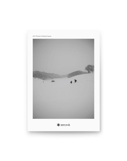 2017 Snow Peak Outdoor Lifestyle Book CATALOG
