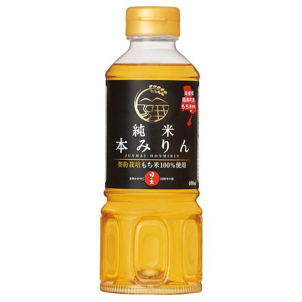 稲美町産もち米100%使用 稲美町産純米本みりん