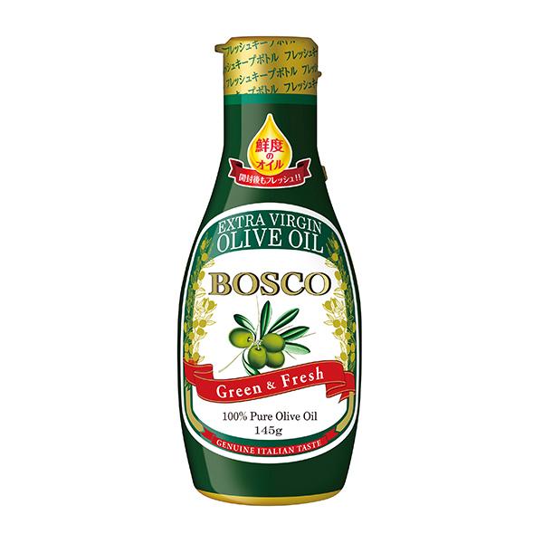 BOSCOエキストラバージンオリーブオイル