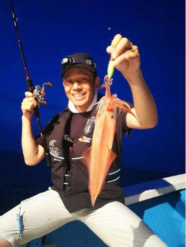 釣り好きけんちゃん