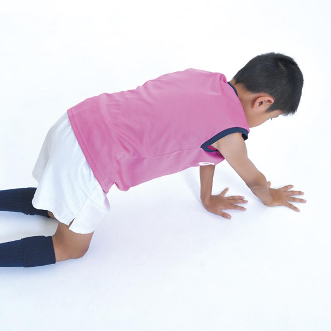 ケガ予防トレーニング③ウォーミングアップにプラス!胴体をほぐしてケガを防ぐ