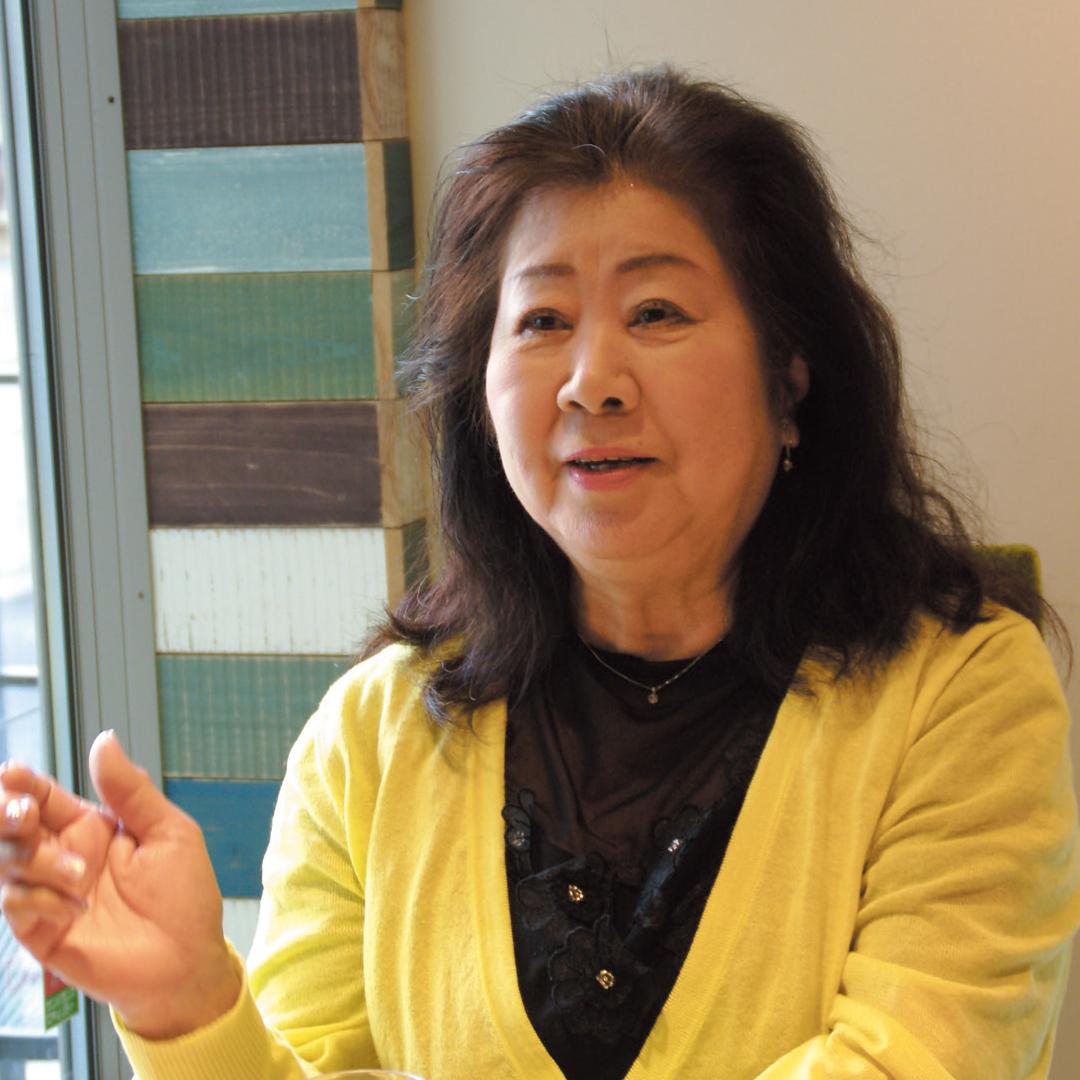 <先輩サカママ>澤 満壽子さんからのアドバイス