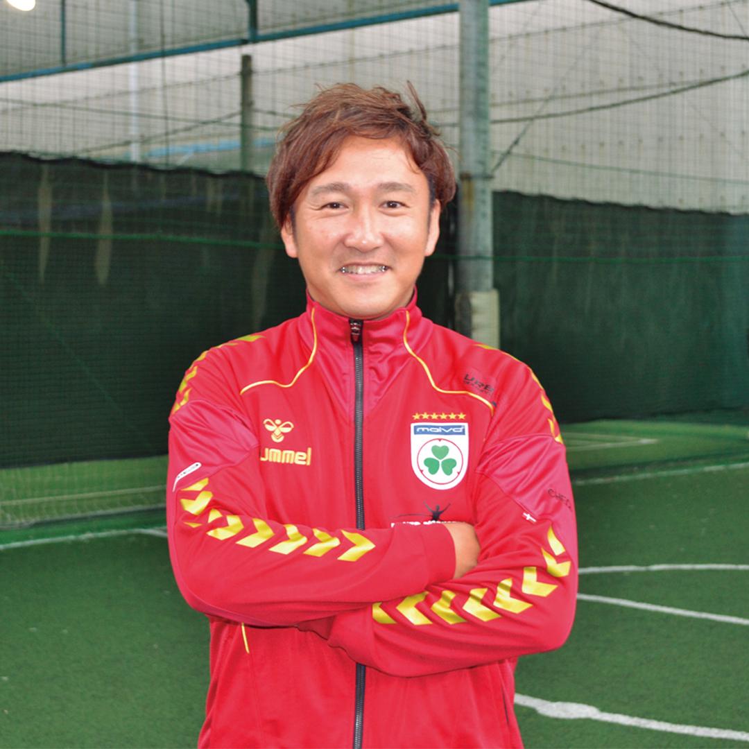 指導者の言霊「浅野智久 malvaサッカースクール代表」