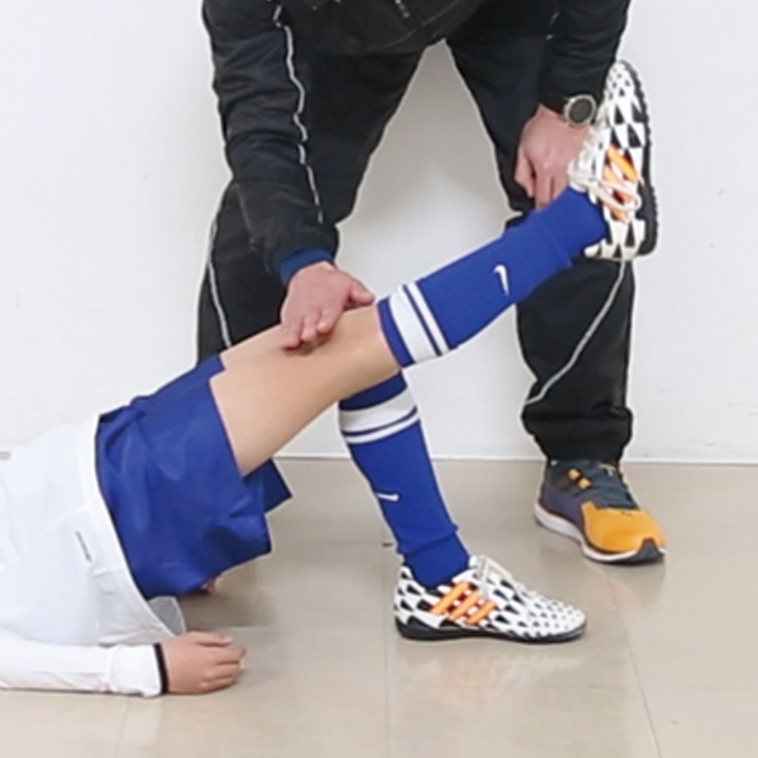 下半身を鍛えればサッカー力UPに直結!太ももととお尻を鍛える