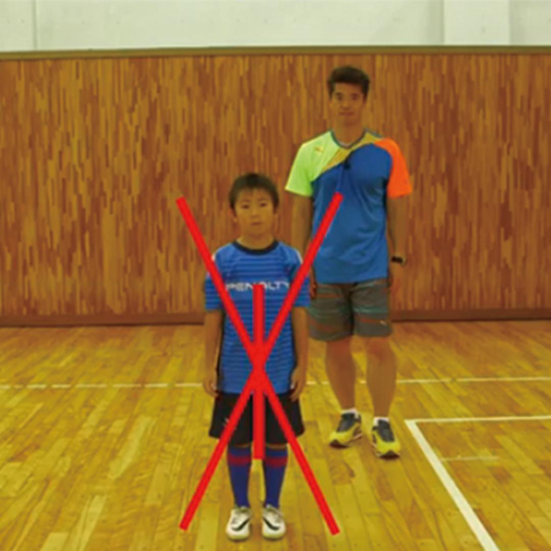 簡単メニューで基礎トレーニング!「手足同調ジャンプ3」