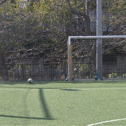 フィニッシュのトレーニング②こぼれ球をシュートする力を身に着ける