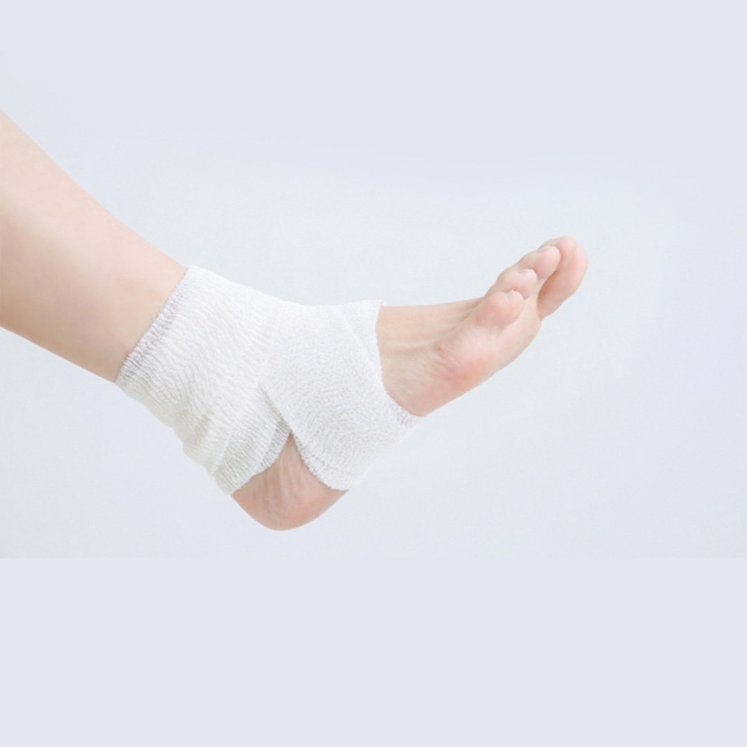 捻挫・打撲の対応方法の基本、RICE