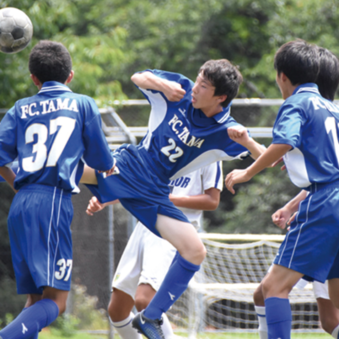中学年代のサッカーで大切なことは?—FC多摩ジュニアユース平林清志監督—