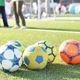 ジュニアサッカーのキホン!8人制サッカーを知ろう