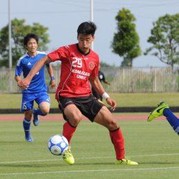 大学サッカーのすゝめ 高橋潤哉(駒澤大学)