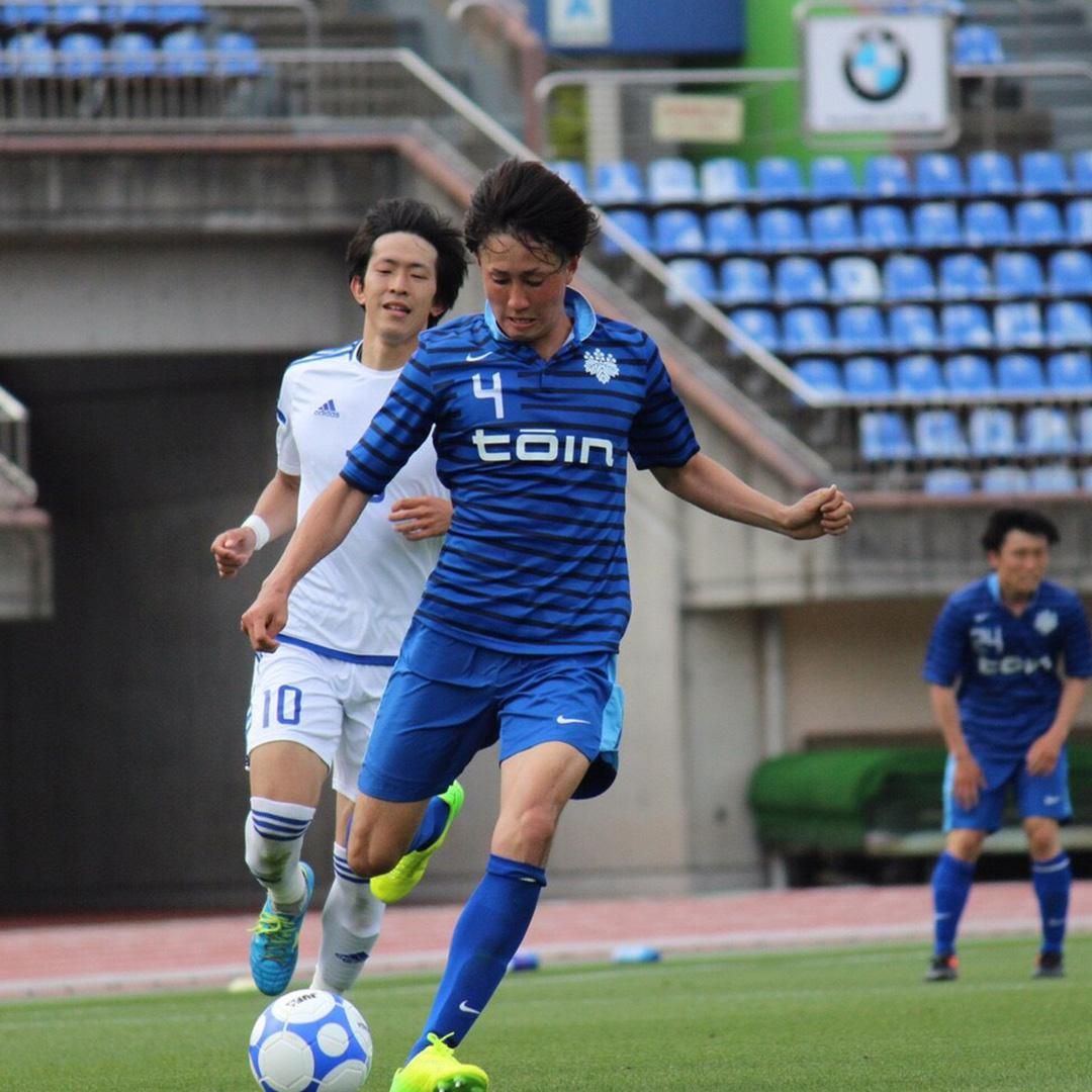 大学サッカーのすゝめ 眞鍋旭輝(桐蔭横浜大学)