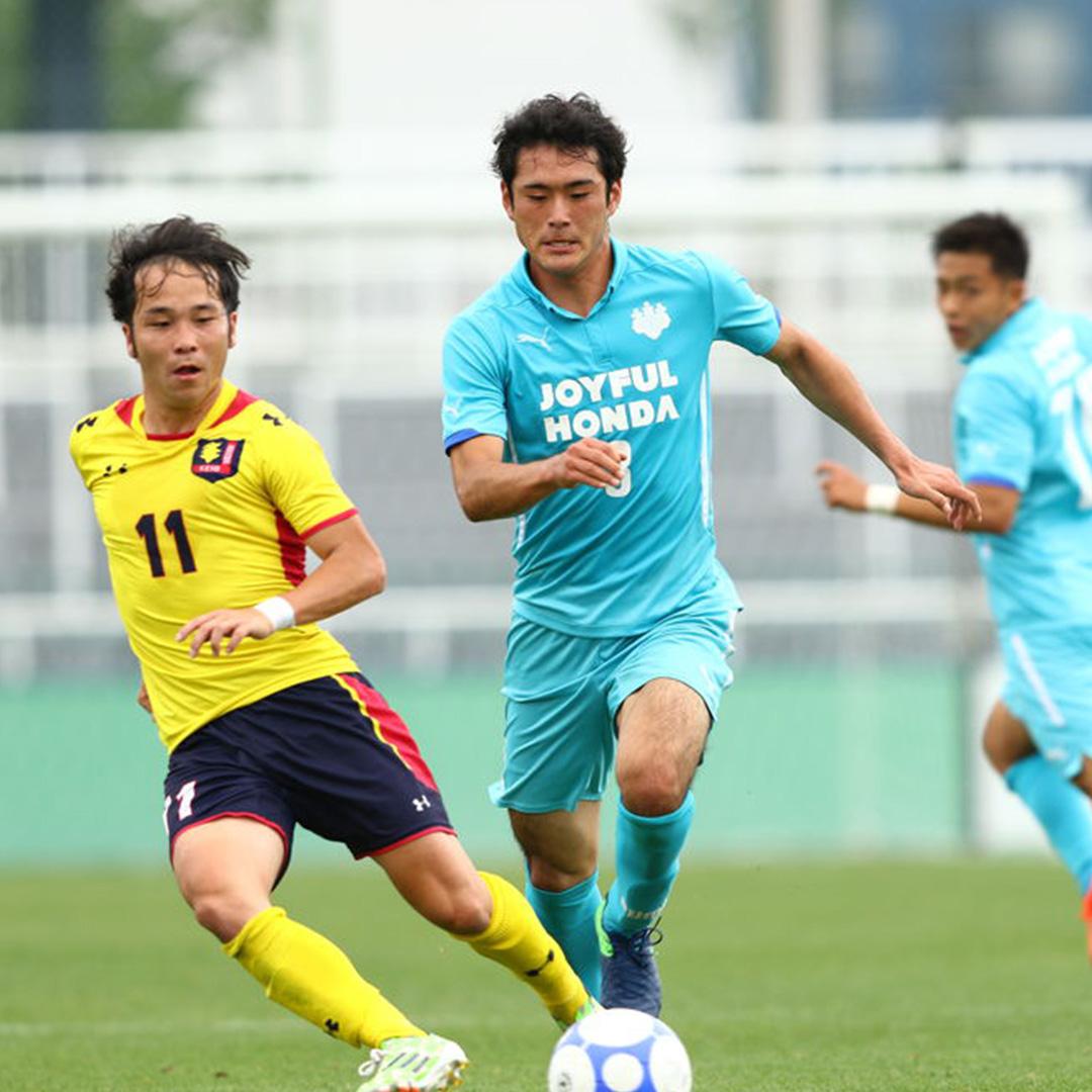 大学サッカーのすゝめ 小笠原佳祐(筑波大学)