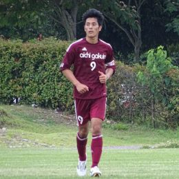 大学サッカーのすゝめ知念慶(愛知学院大学 法学部)