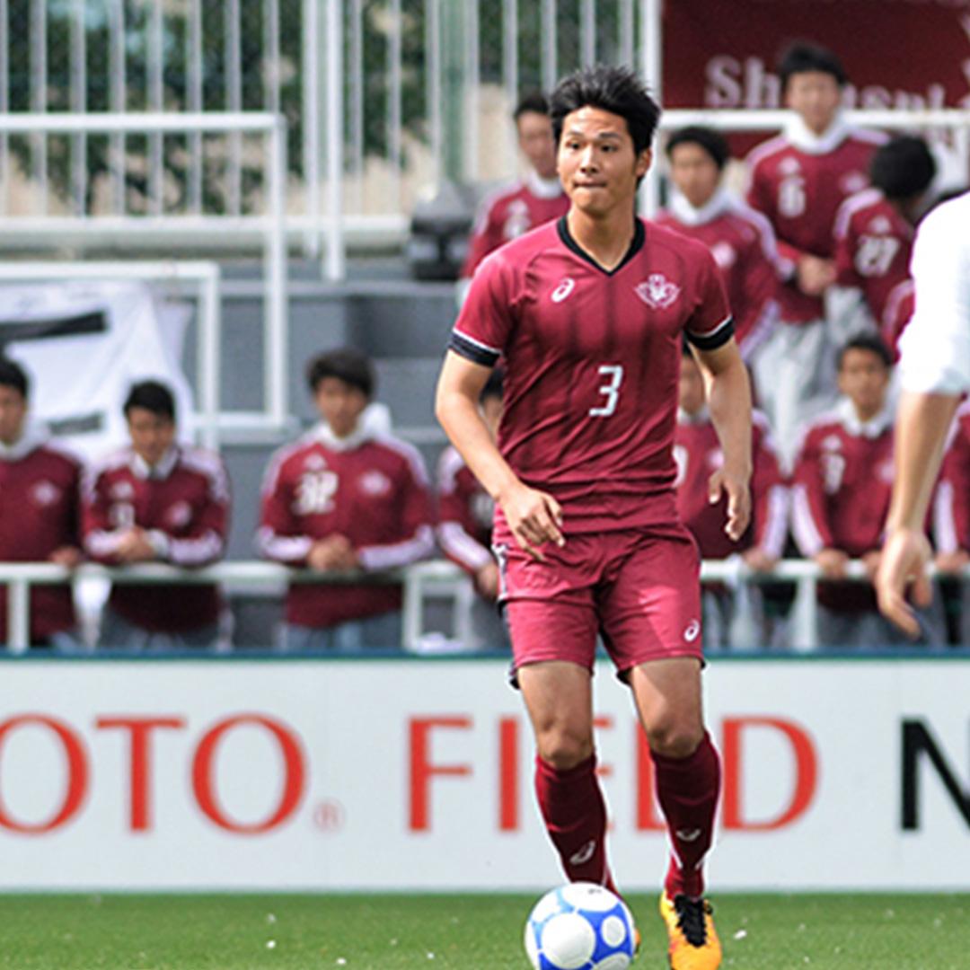 大学サッカーのすゝめ熊本雄太(早稲田大学 スポーツ科学部)