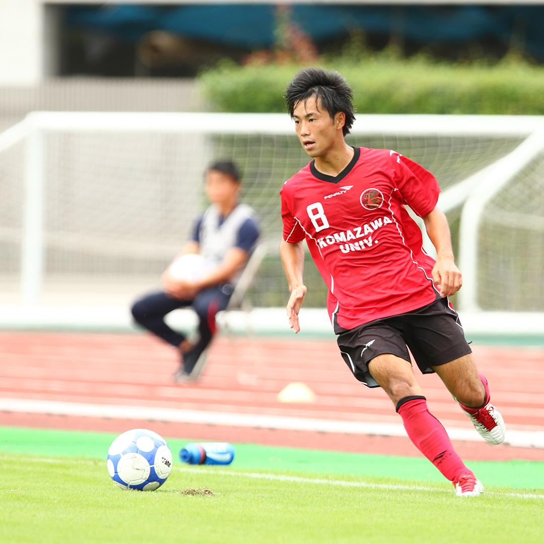 大学サッカーのすゝめ吉岡雅和(駒澤大学 経営学部)