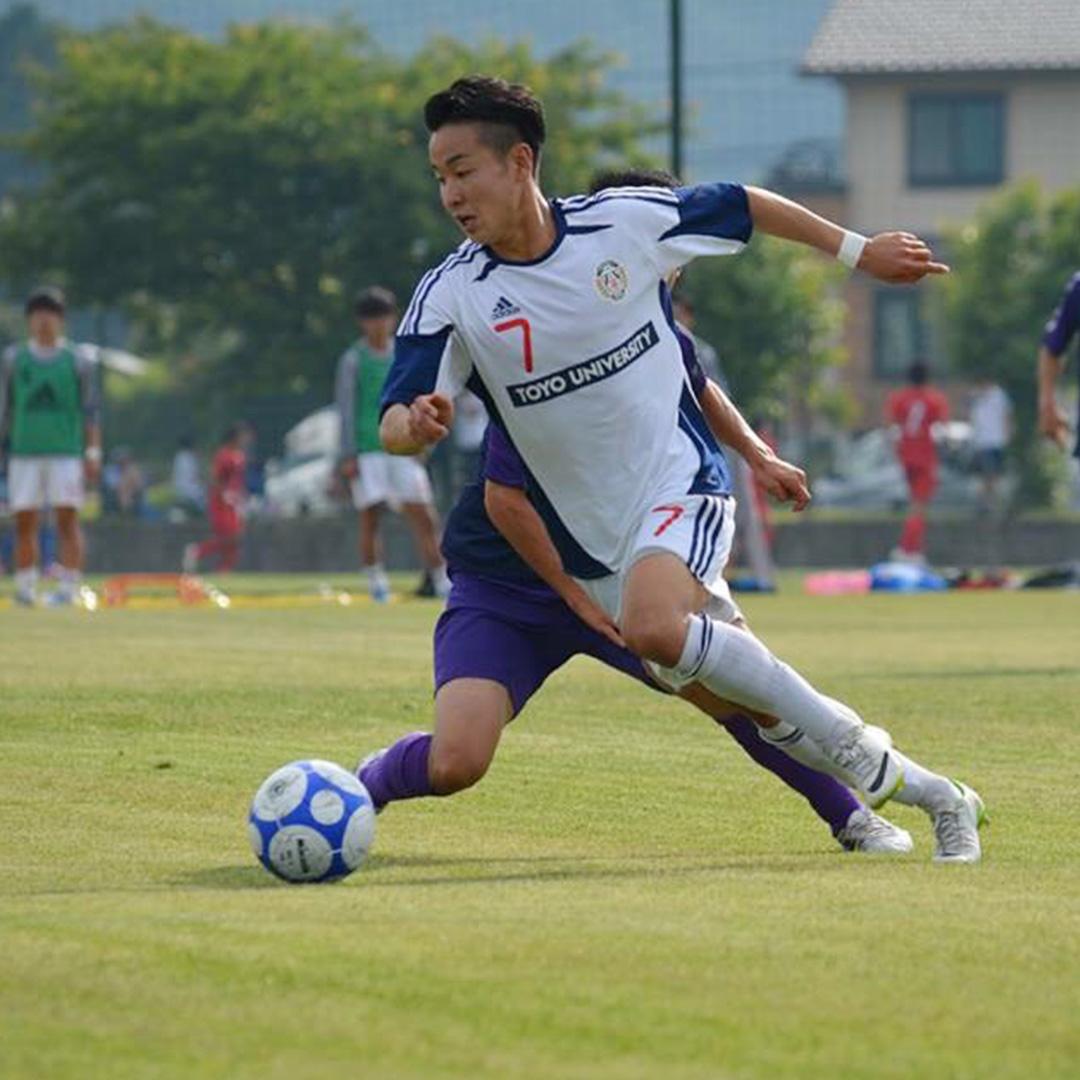 大学サッカーのすゝめ 仙頭啓矢(東洋大学 国際地域学部)