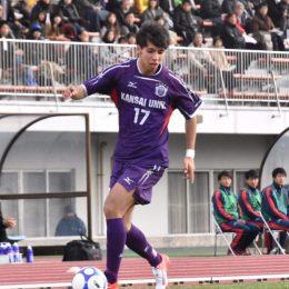 大学サッカーのすゝめ 竹下玲王(関西大学)