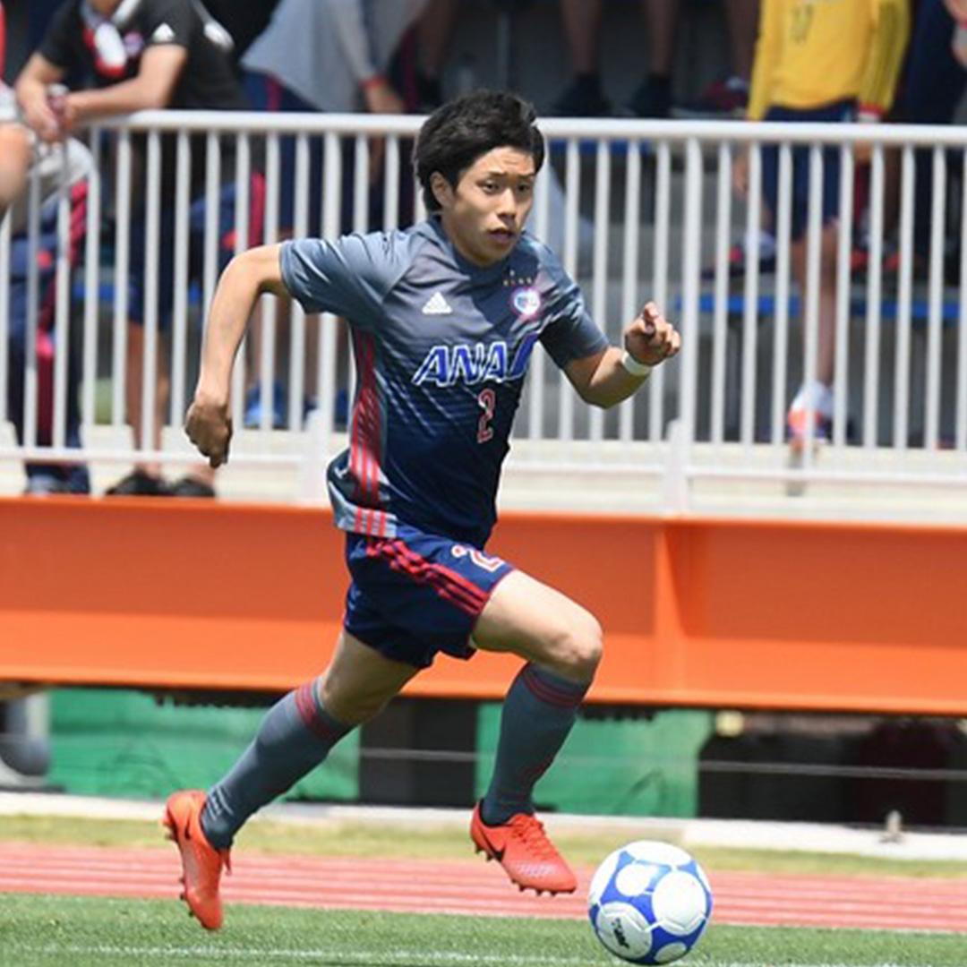 大学サッカーのすゝめ 小池裕太(流通経済大学)