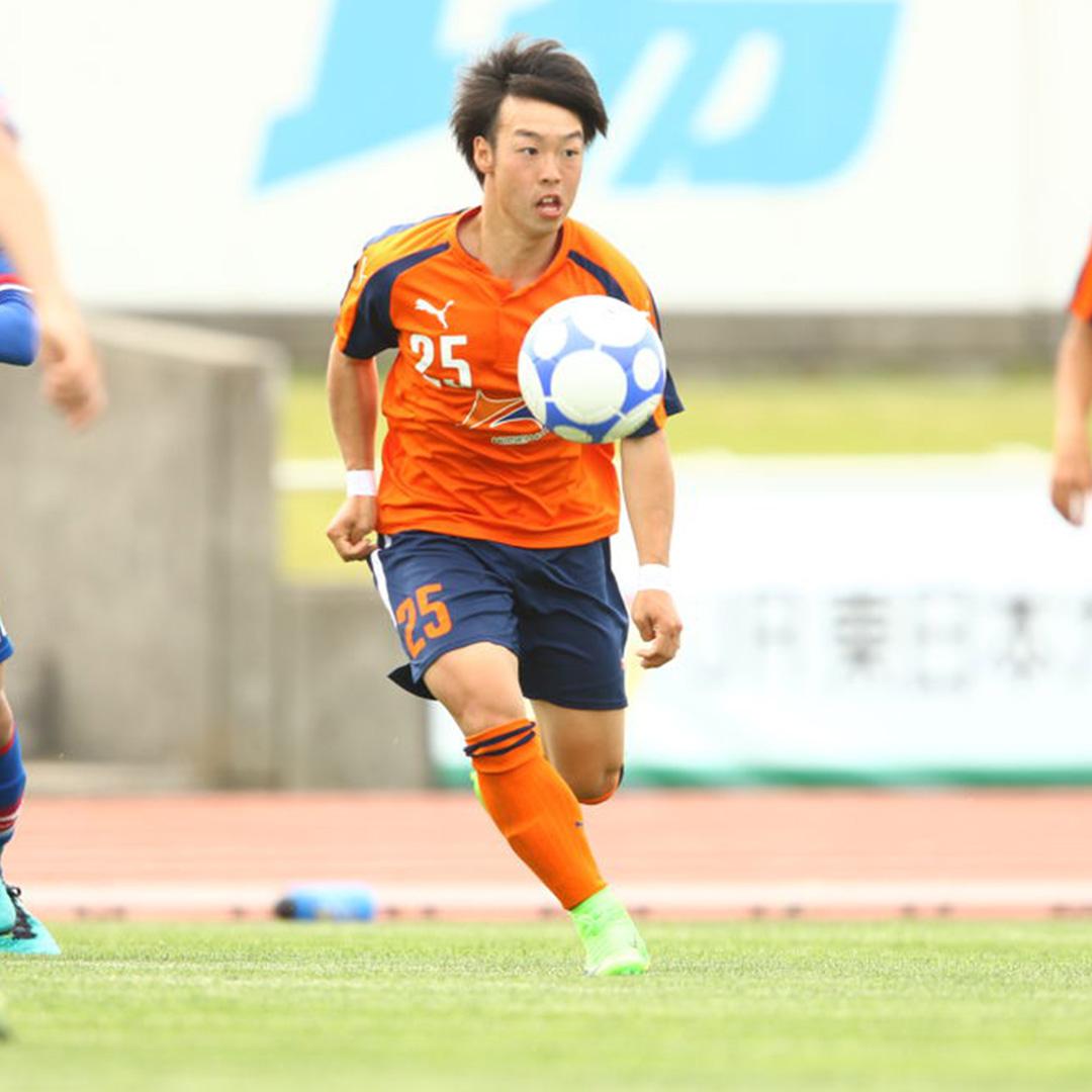 大学サッカーのすゝめ 紺野和也(法政大学)