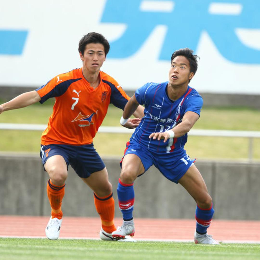 大学サッカーのすゝめ 浅利航大(東京国際大学)