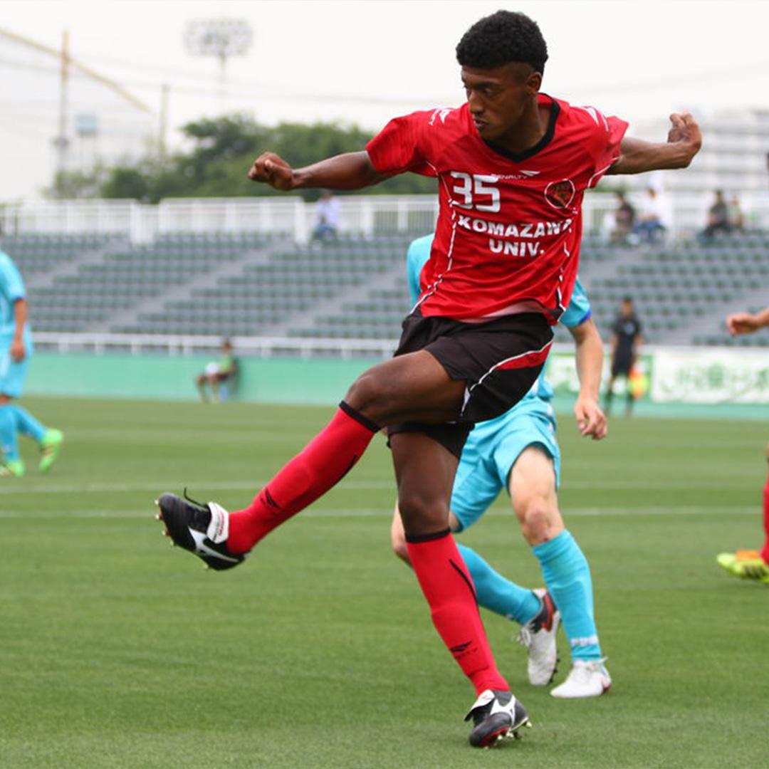大学サッカーのすゝめ 星キョーワァン(駒澤大学)
